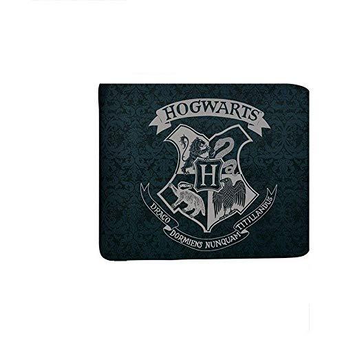 Harry Potter - Geldbörse - Geldbeutel - Hogwarts - Wappen Logo
