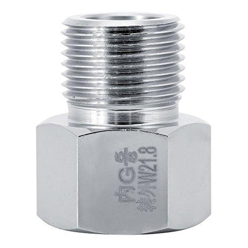 WYANG 4 maten CO2 adapter cilinder aansluiting converter gasregelaar voor aquarium