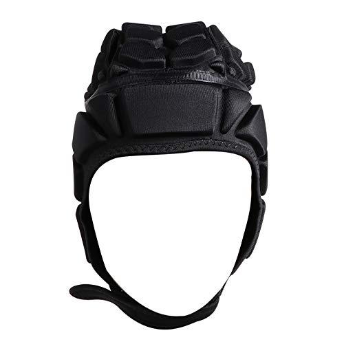 BESPORTBLE Rugby-Kopfbedeckung Weich Gepolsterte Kopfbedeckung Epilepsie Kopfschutz für Kinder Jugend Erwachsene L
