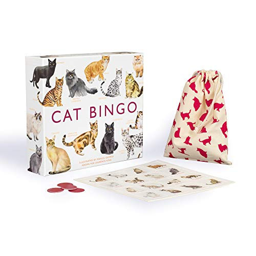 Cat Bingo (Magma for Laurence King)