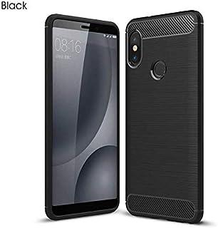Zore Xiaomi Redmi Note 5 Pro Kılıf Zore Room Armor Shockproof Koruma Silikon Siyah
