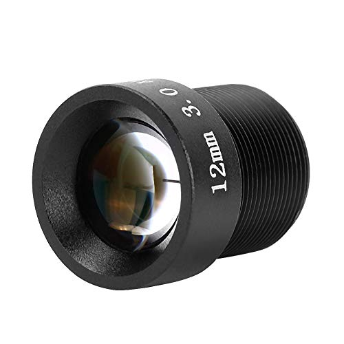 3MP HD CCTV Kamera Objektiv 12mm Brennweite Board Objektiv Intelligent Überwachung Ersatzteile für Überwachungskamera