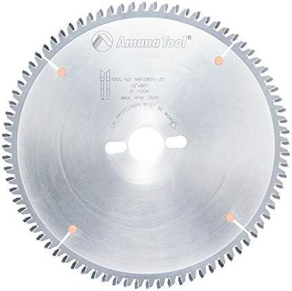 """2021 Amana online sale Tool - MB10800-30 Carbide Tipped Double-Face Melamine 10"""" Dia x 80T H-ATB, -6 online sale De online sale"""