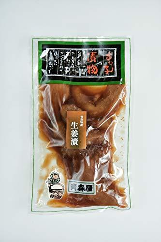 味噌漬 生姜 (本格味噌漬) 固型量200g