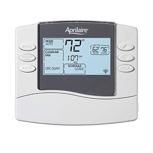 Aprilaire 8476W Wi-Fi Thermostat; Works with Alexa