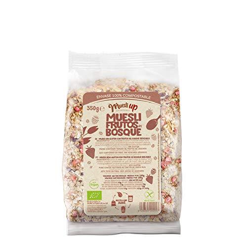 Muesli con frutos del bosque gluten free BIO - Muesli Up - 3