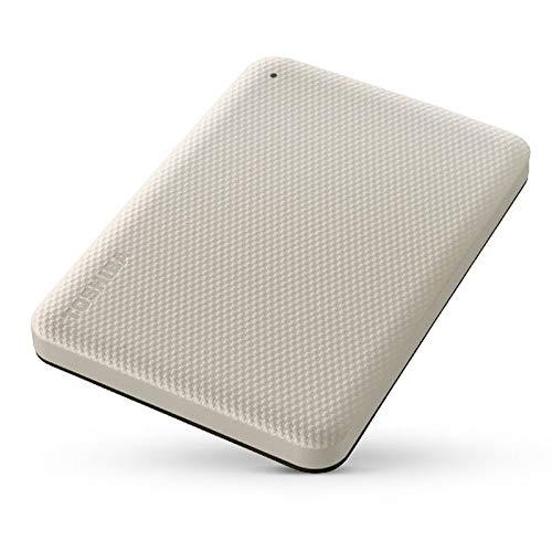 """Toshiba Canvio Advance - Hard disk da 2,5"""", 4 TB, colore: Bianco"""