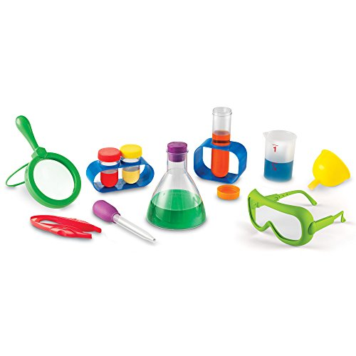 Learning Resources Primary Science Learning Lab Set, 12 Pieces, Ages 3+