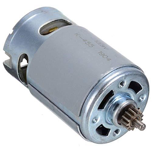 NIKOVAS 13 Teeth Motor Replace 10.8V/12V Motor For BOSCH GSR10.8-2-LI GSR120-LI GSR10.8V-LI-2 F