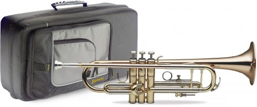 Levante LV-TR6305 Bb Professionelle Trompete mit Softcase - lackierter Korpus