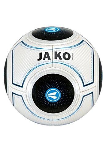 JAKO Ball Match 3.0, Weiß/Schwarz/Blau, 5