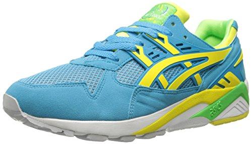 ASICS Men's Gel-Kayano Trainer-M, Atomic Blue/Blazing Yellow, 10.5 M US