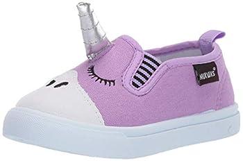 MUK LUKS Kid s Canvas Shoe
