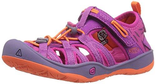 KEEN Jungen Unisex Kinder 1016353 Sandale, Pink, 30 EU