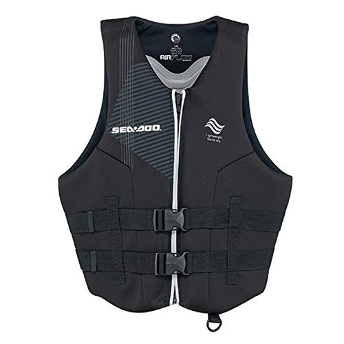 BRP Sea-Doo Men's Ecoprene Airflow PFD Life Vest Jacket (2X-Large)