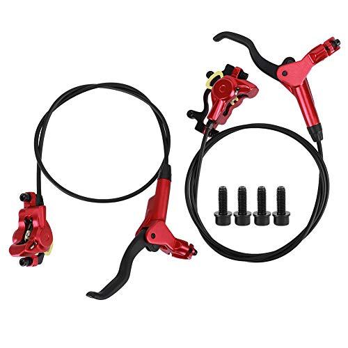VGEBY Frenos de Disco hidráulicos, aleación de Aluminio de Alta Resistencia Bicicleta...