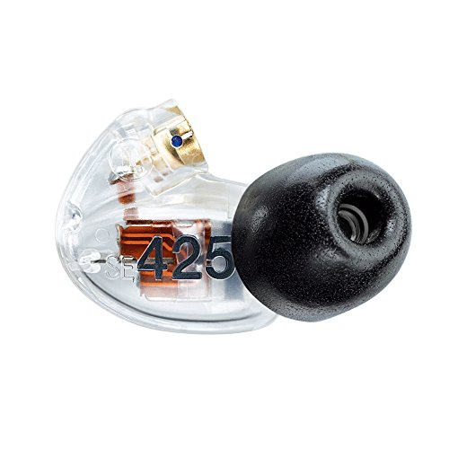 Shure SE425-CL-LEFT Single Left-ear Earphone Set - Clear