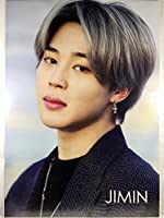JIMIN ジミン - BTS 防弾少年団 グッズ / A3 ポスター 12枚 + ステッカー シール 1枚セット - A3 Size Poster 12sheets + Sticker 1sheet [TradePlace K-POP 韓国製]