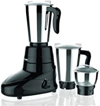 SOLID MIXER GRINDER - BLACK