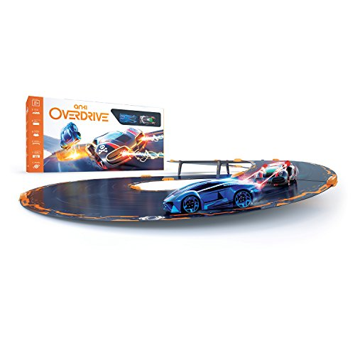 Image of the Anki Overdrive Starter Kit