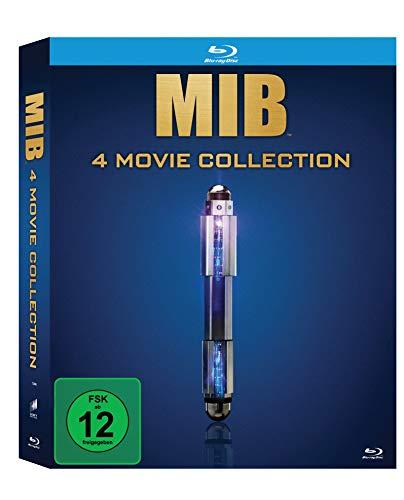 Men in Black 1-4 [Limitierte Blu-ray Box]