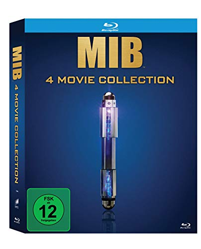 Men in Black 1-4 [Limitierte Blu-ray Box]