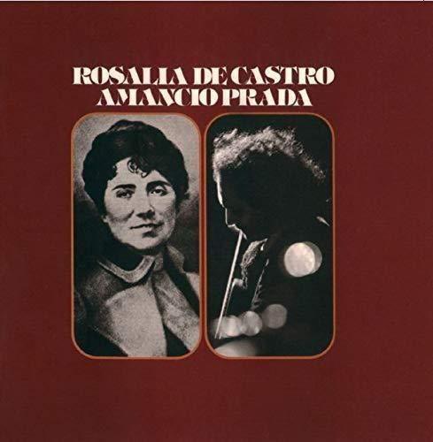 Amancio Prada - Rosalía De Castro (CD Jewel))