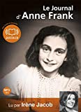 Le journal d'Anne Frank - Livre audio - 2 CD MP3 - 497 Mo + 490 Mo (op)