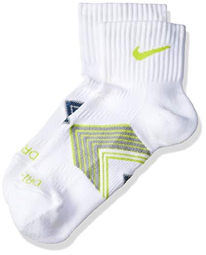 NIKE No Show Socks Running Dri Fit Cushioned Calcetines,
