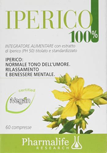 Pharmalife Iperico 100%, 60 Compresse