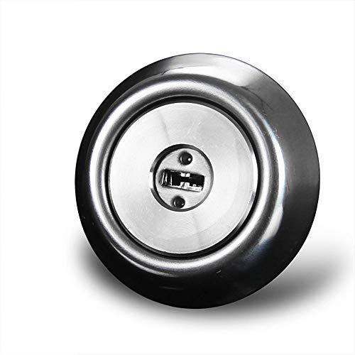 Cilindro de llanta, cilindro de bloqueo de repuesto para puerta exterior de cilindro de cerradura de puerta de grosor adecuado: 35-50 mm