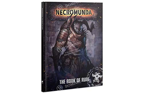 Games Workshop Warhammer 40,000: Necromunda: The Book of Ruin