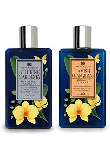 Donna Chang Max 78% OFF Alluring Gardenia and Frangipani Online limited product Lavish Shower Gel -