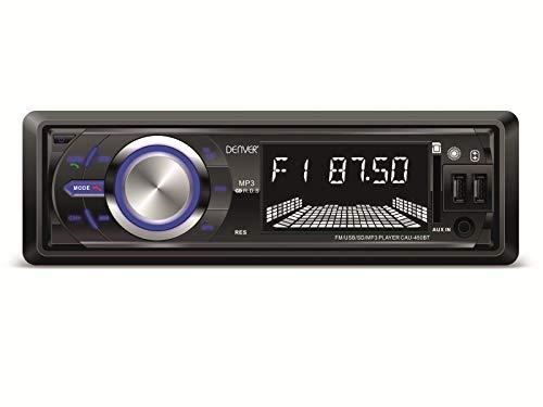 Autoradio DENVER CAU-450BT, Bluetooth