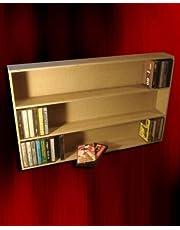 Mueble ESTANTERIA DE Madera para 100 Cintas DE Cassette/Ref.MAR025
