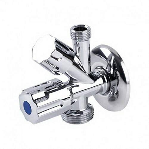 Saniworld Kombi Eckventil Ventil zusätzlicher Anschluss für Spülmaschine Geschirrspüler Waschmaschine