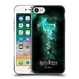 Head Case Designs Licenciado Oficialmente Harry Potter Doe Always Deathly Hallows XXXV Carcasa de Gel de Silicona Compatible con Apple iPhone 7 / iPhone 8 / iPhone SE 2020
