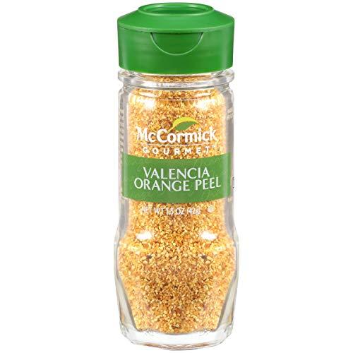 McCormick Gourmet Orange Peel, 1.5 oz