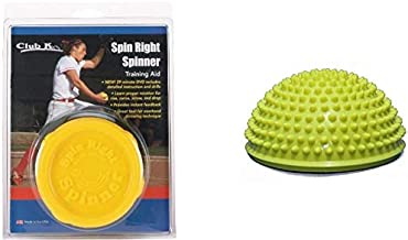 Spin Right Spinner & Power POD Fastpitch Softball Pitching Training Aids Equipment