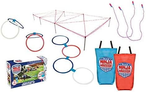 American Ninja Warrior Competition Obstacle Course Competition Race Course Great For Children product image