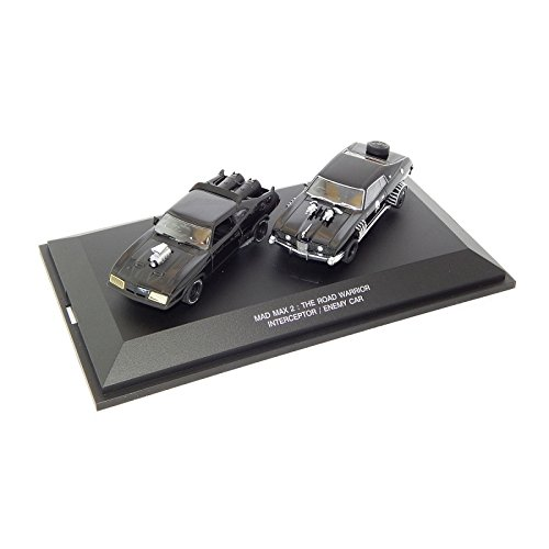 Autoart - 52745 - Véhicule Miniature - Ford Falcon XB Mad Max 2 - Interceptor Enemy Car - Echelle 1/43