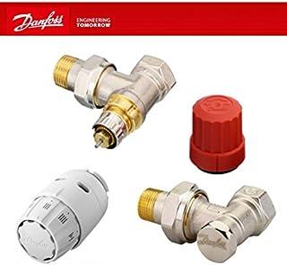 Danfoss 20138225 - Kit de válvula, detentor y cabezal (1/2