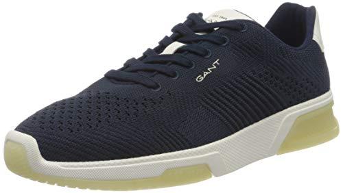 GANT Footwear Herren HIGHTOWN Sneaker, Blau (Marine G69), 40 EU