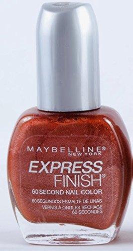 Maybelline Express Finish 67kupfer Copper Erde 12ml