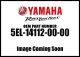 Yamaha 5EL-14112-00-00 Valve Throttle 1; ATV Motorcycle Snow Mobile Scooter Parts