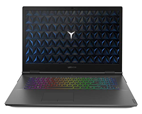 "Lenovo Legion Y740-17IRHg Ordinateur portable gaming 17"" Full HD Noir (Intel core i7, RAM 16Go, Disque Dur 1 To + SSD 256Go, Geforce RTX 2070, Windows 10) - Clavier AZERTY (français)"