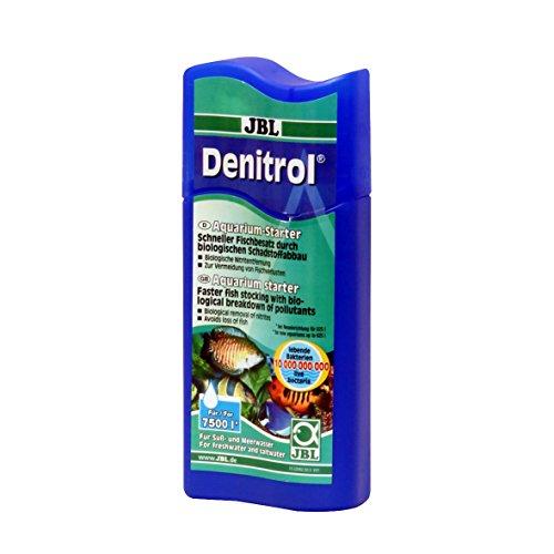 JBL Lanzador de bacterias Denitrol para acuarios de Agua de mar y Dulc