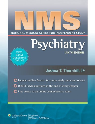 NMS Psychiatry (National Medical Series for Independent Study)