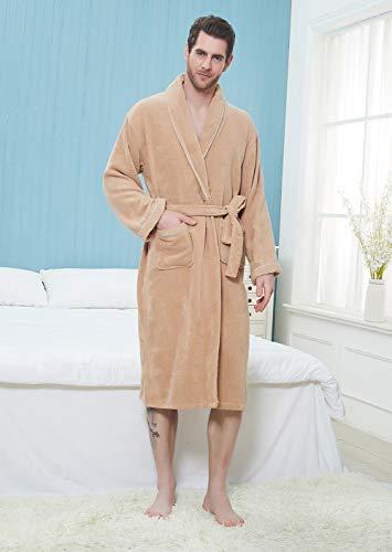 /bianco hotel and spa Quality Luxury Towelling Bathrobe 400/gms 100/% cotone/