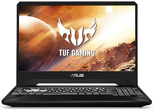 "Newest Asus TUF 15.6"" FHD 144Hz IPS Gaming Laptop PC, 9th Gen Intel 6-Core i7-9750H Upto 4.5GHz, 32GB RAM, 512GB PCIe SSD, NVIDIA GeForce GTX 1650 4GB, RGB Backlit Keyboard, Windows 10 Home"